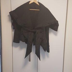 Lululemon Tie Waist Puffer coat
